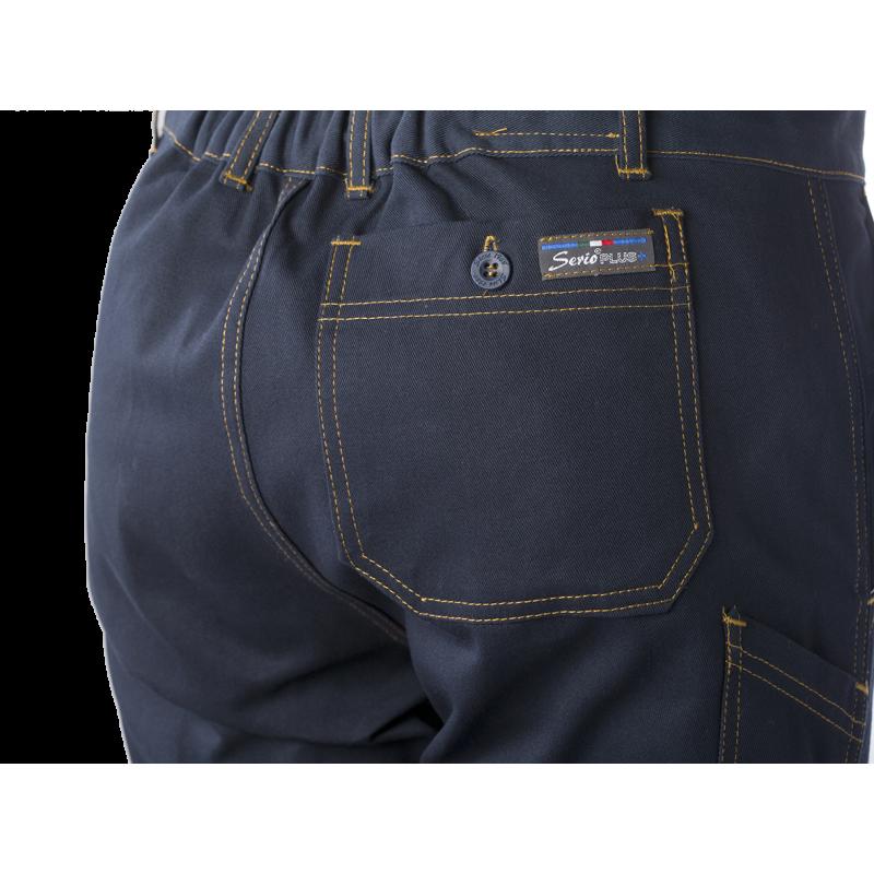 Pantalone da lavoro Serioplus in cotone