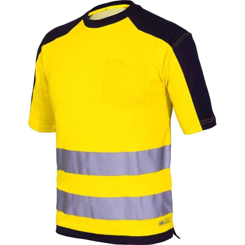 T-Shirt Bi-Colore En20471