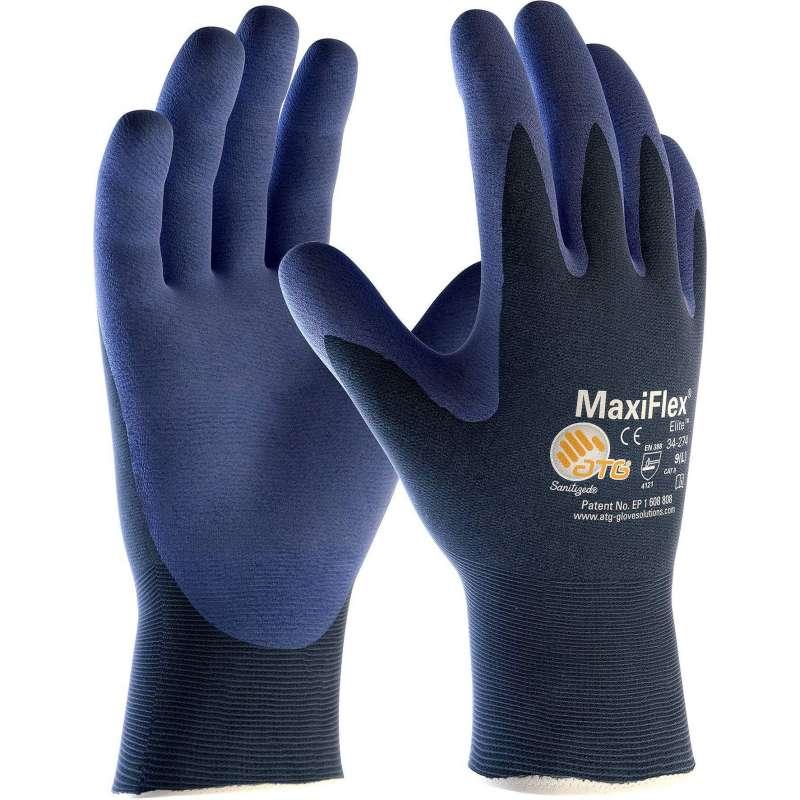 Guanto da Lavoro Atg Maxiflex Elite 34-274