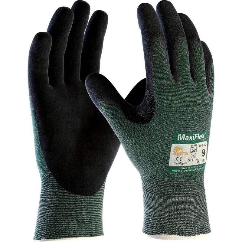 Guanto da Lavoro Atg Maxiflex Cut 34-8743