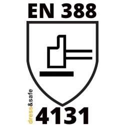 Certificazione EN388 4-1-3-1