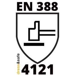 Certificazione EN388 4-1-2-1