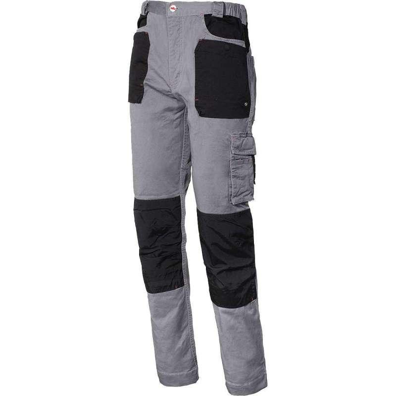 Pantalone da Lavoro Stretch 8730 Issa Line