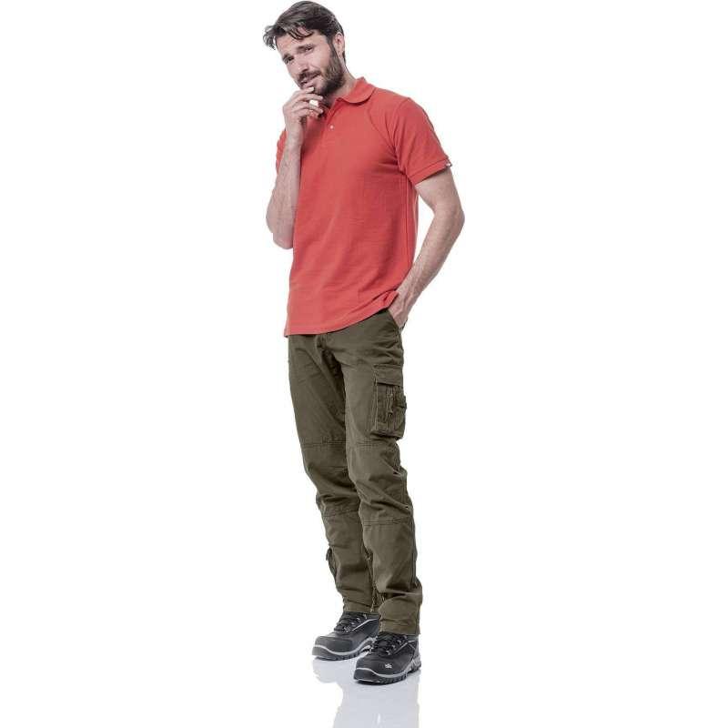 Pantalone estivo da lavoro Issa Raptor 8028