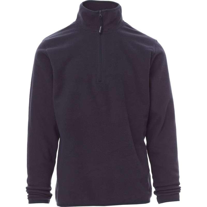 Pile mezza zip leggero felpa maglia unisex micropile Payper Soft