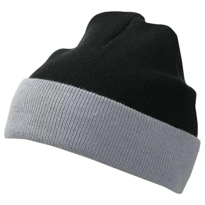 Zuccotto bi-colore Knitted Cap