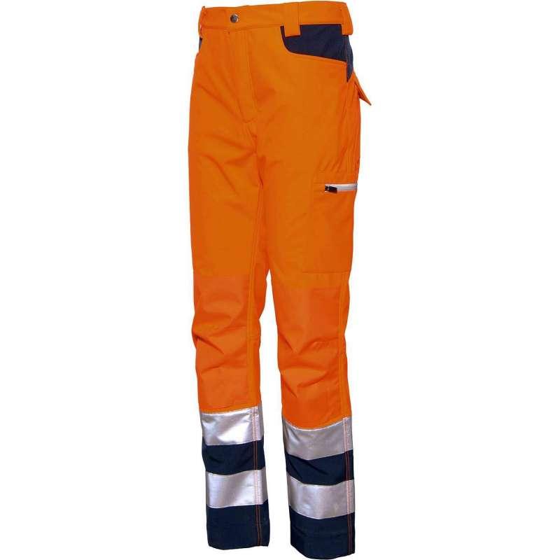 Pantalone Softshell alta visibilità IssaLine