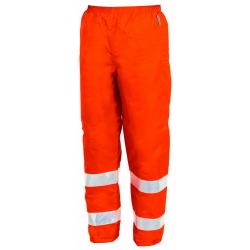 Pantalone Av Impermeabile En Iso 20471:2013 Cl.2