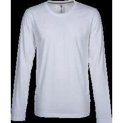 T-Shirt bianca manica lunga Payper Pineta