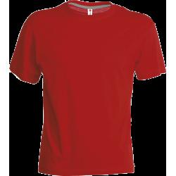 T-Shirt Payper Sunset tg.4XL rossa